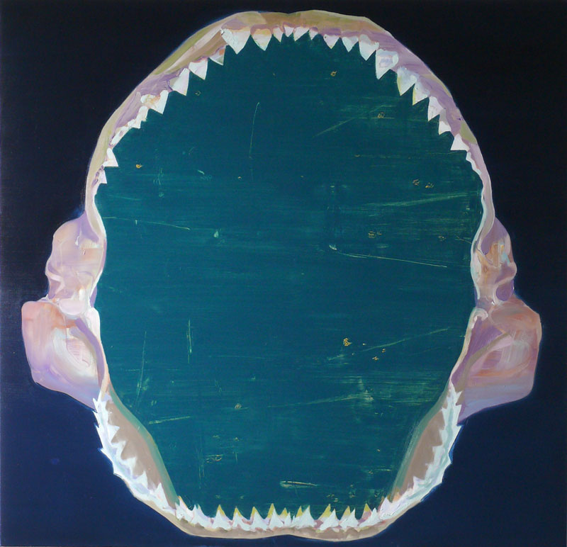 The Universe, 2012 - 145 x 150, oil on canvas