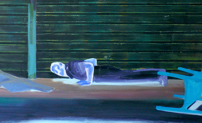 detail from 'Night Vision'